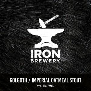 Iron Golgoth Imp Oatmeal Stout