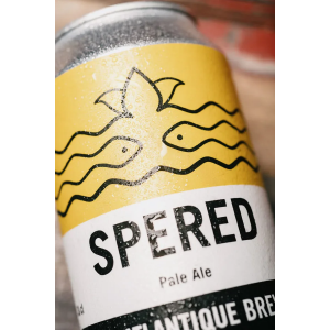 LITTLE ATLANTIQUE BREWERY SPERED PALE ALE