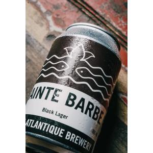 LITTLE ATLANTIQUE BREWERY SAINTE BARBE BLACK LAGER