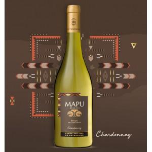 CHILI MAPU RESERVA CHARDONNAY