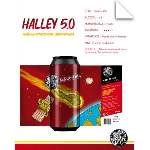 NAUTILE HALLEY 5.0 SESSION IPA