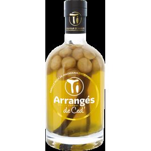 Ti Arrangés de Ced' Vanille - Noix de Macadamia